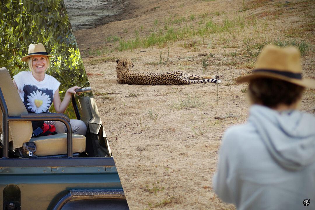 Un Safari in Sudafrica per salutare il sole nascente