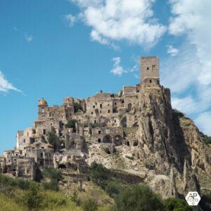Craco: il paese fantasma della Basilicata